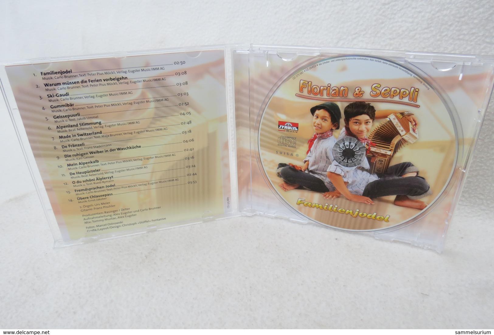 "CD ""Florian & Seppli"" Familienjodel - Musik & Instrumente"