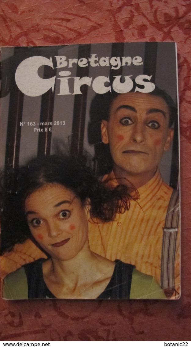 Bretagne Circus. 24 Numéros. Mars 2012-dec 2016. - Books, Magazines, Comics