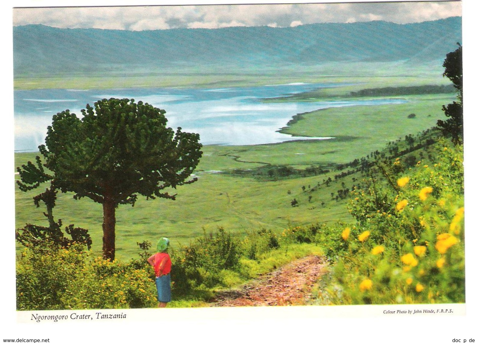 Africa - Tanzania - Ngorongoro Crater - Tansania