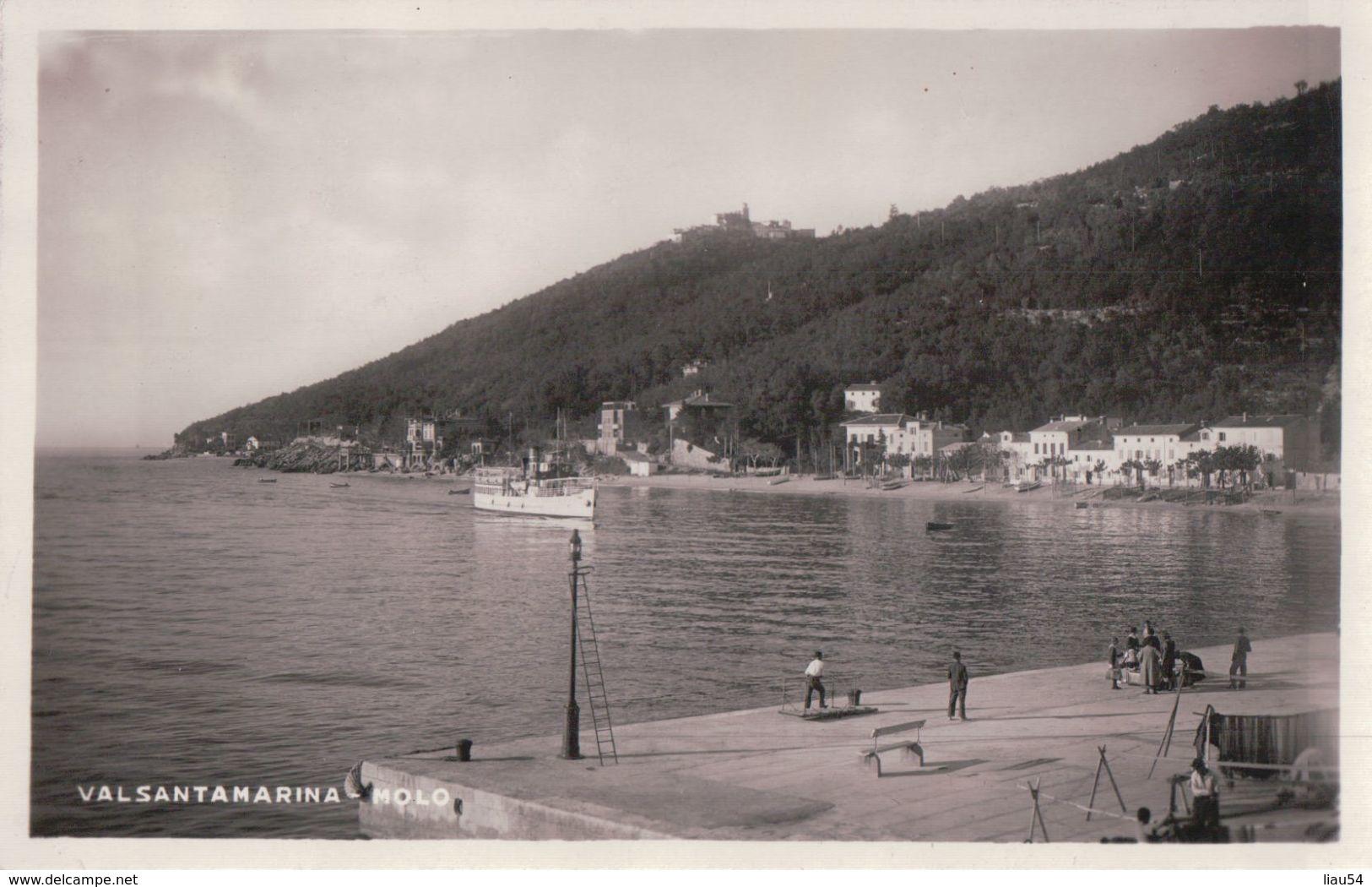 VALSANTAMARINA MOLO (1937) - Croatia