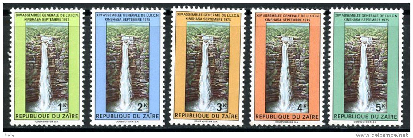 République Du Zaïre   870 - 874   XX    --- - Zaïre