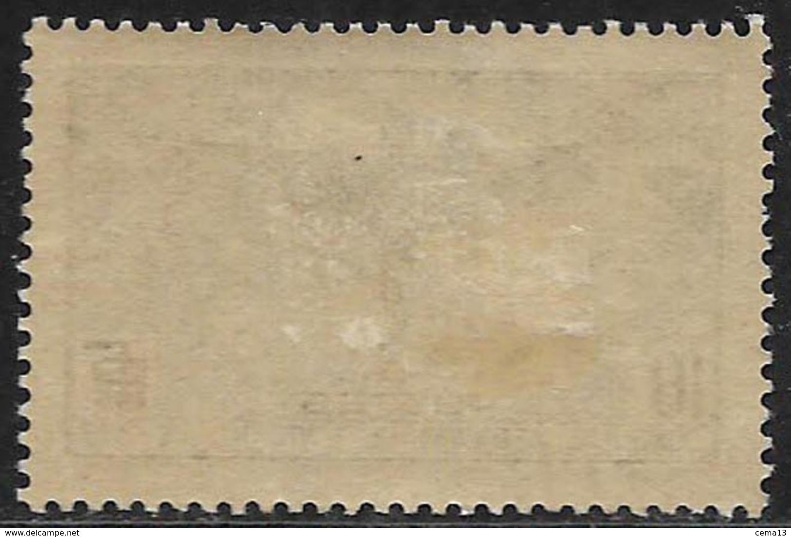 France - Traversée De L'Atlantique-Sud - N° 321 Neuf Avec Charnière. - France
