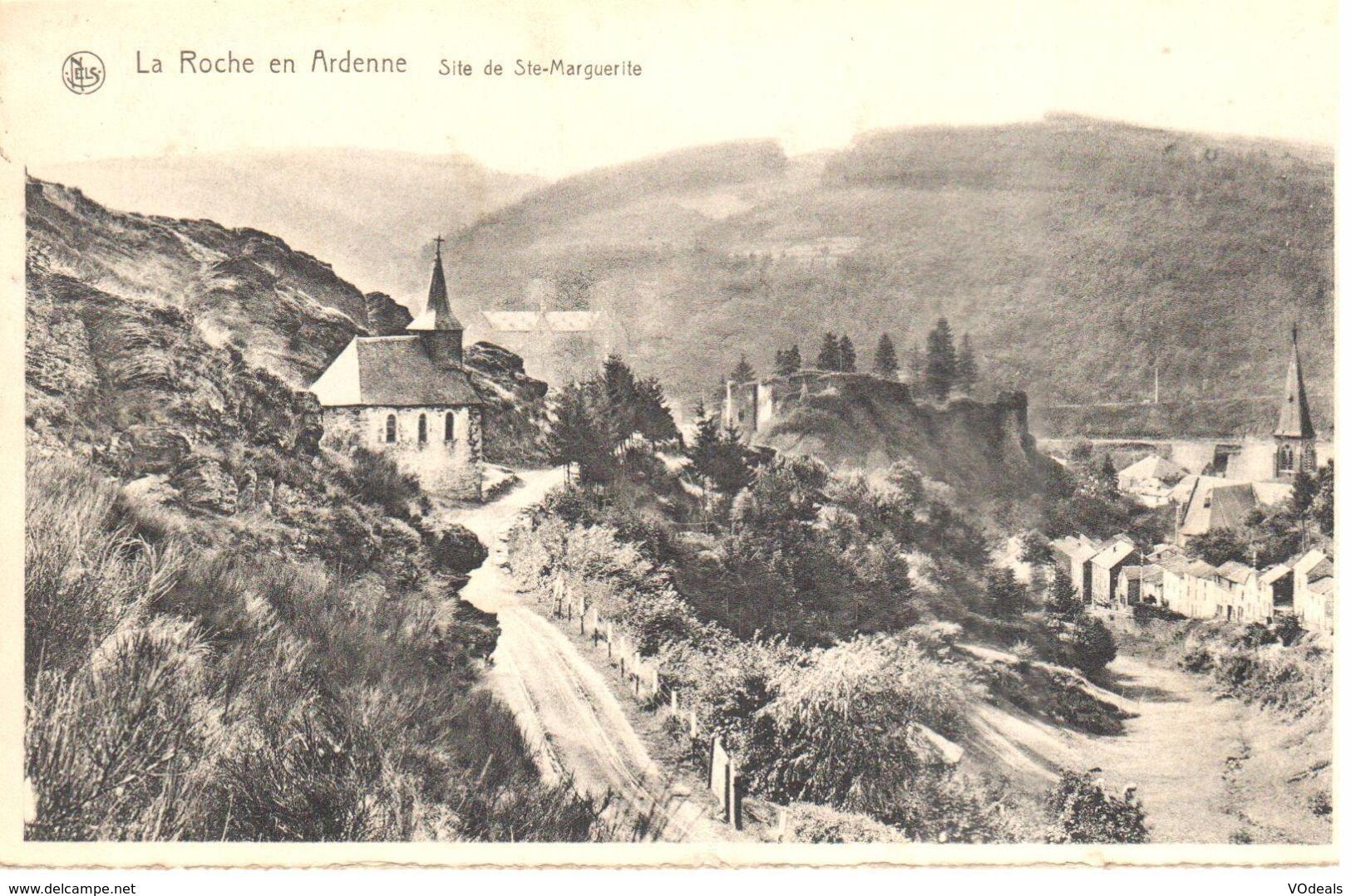 La-Roche-en-Ardenne - CPA - Site De Sainte Marguerite - La-Roche-en-Ardenne