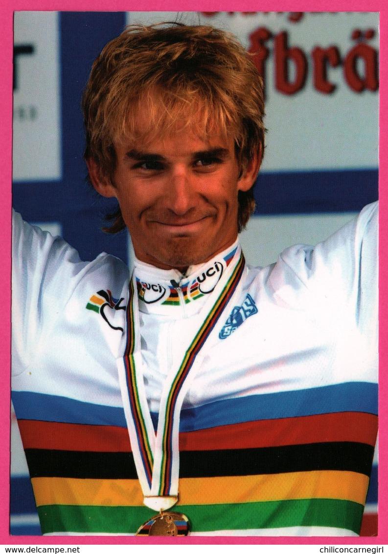 Cycliste - Cyclisme - PETER VELITS - Slova - Champion Du Monde Espoirs - Photo ROBERTO BETTINI - Ciclismo