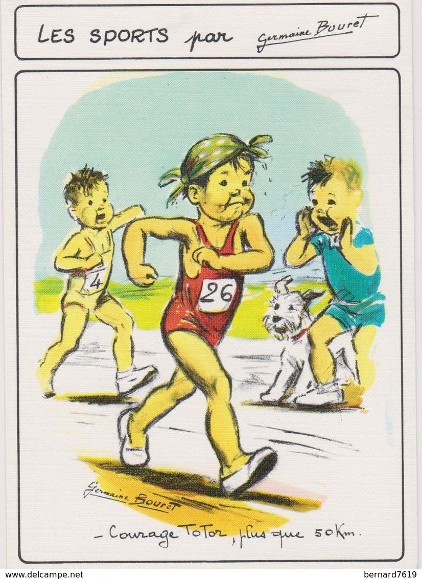 Les Sports Par Germaine Bouret - Bouret, Germaine
