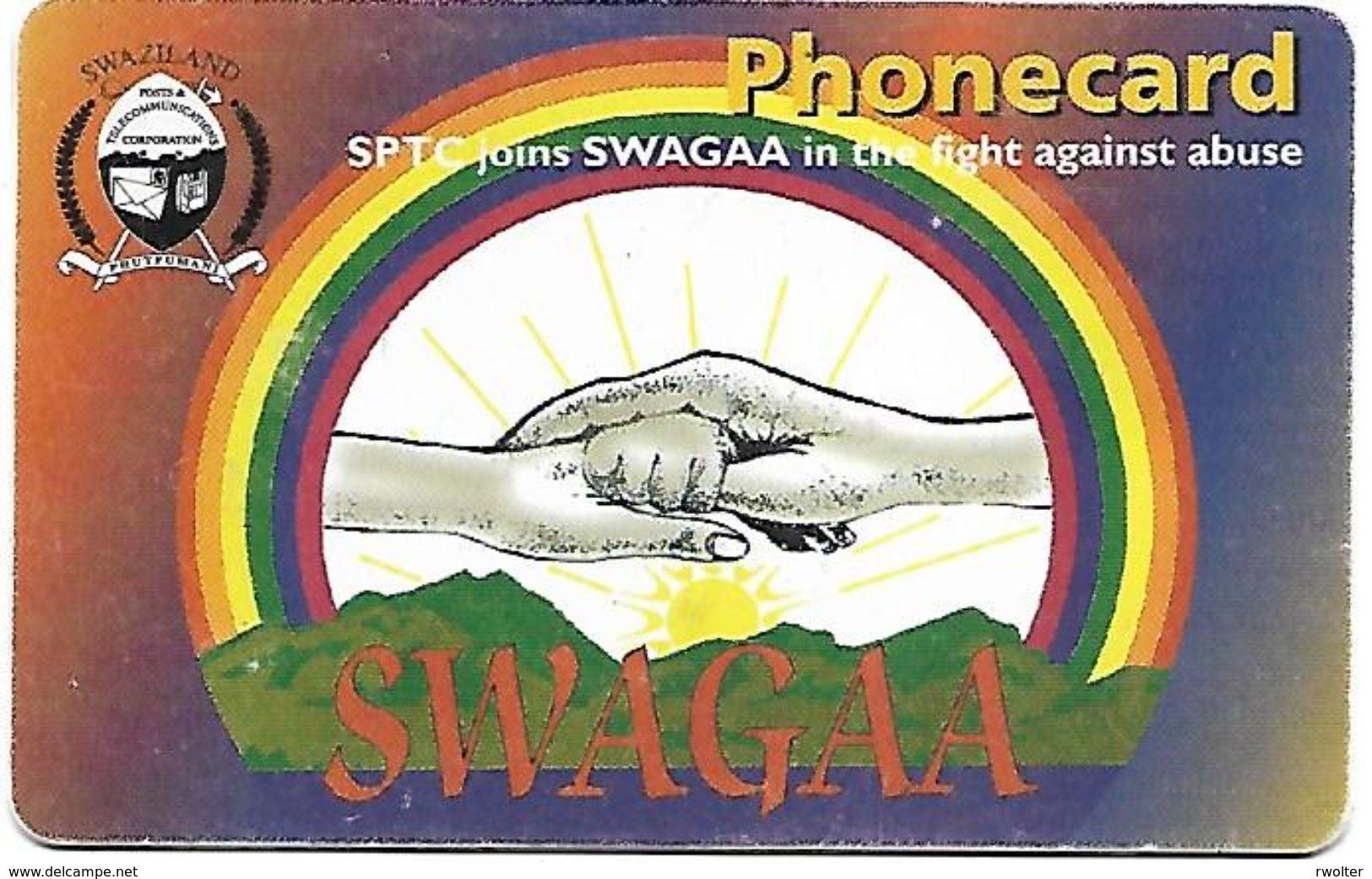 @+ Swaziland - Swagaa (28-02-2006) - Ref : SWA-11B - Swaziland