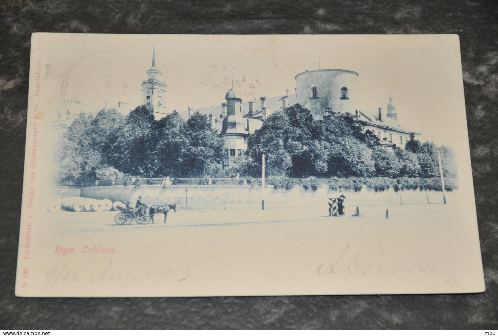 955  Riga, Schloss   1903 - Latvia