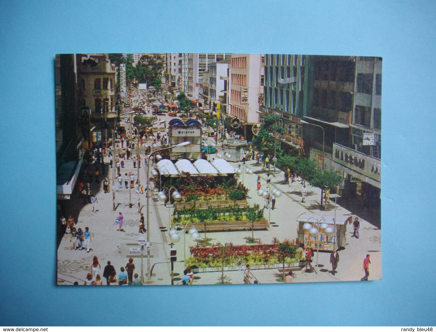 CURITIBA  -  Rua 15 De Novembro  -    Brazil  -  Brésil - Curitiba