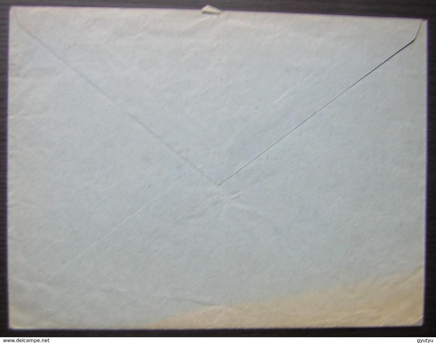 Bourré (Loir Et Cher) 1943 Dezarnaulds Lettre Du - Syndicat Des Agriculteurs Champignonnistes Du Centre-ouest - Marcophilie (Lettres)