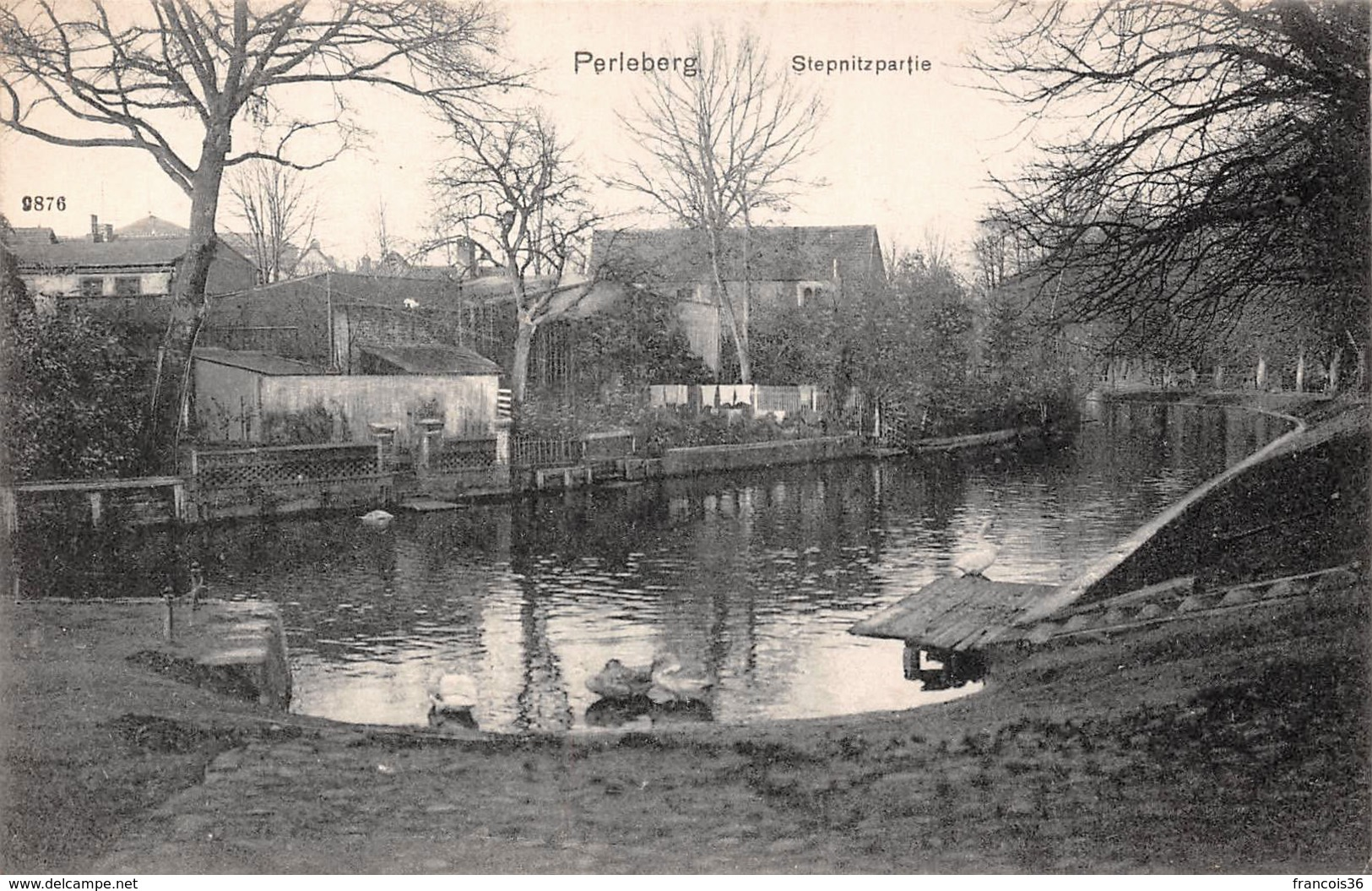 Allemagne - Perleberg - Stepnitzpartie - Perleberg