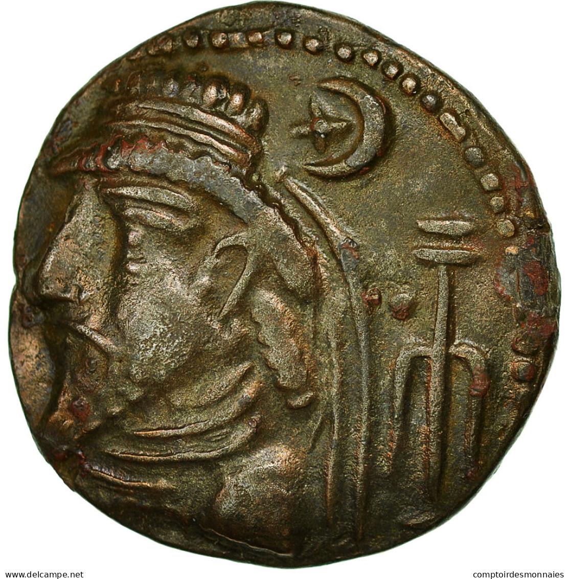 Monnaie, Elymais, Kamnaskires VI, Tétradrachme, 1st Century AD, TTB, Billon - Orientales