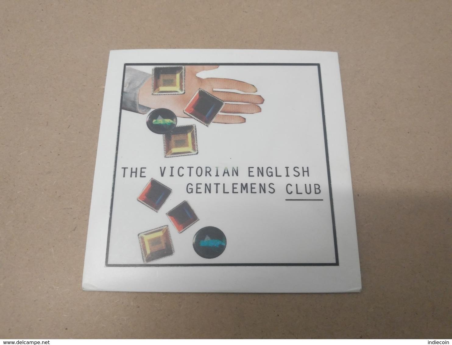 VICTORIAN ENGLISH GENTLEMEN CLUB The Victorian English Gentlemens Club  2006 UK CD LP Promo 11 Titres - Música & Instrumentos
