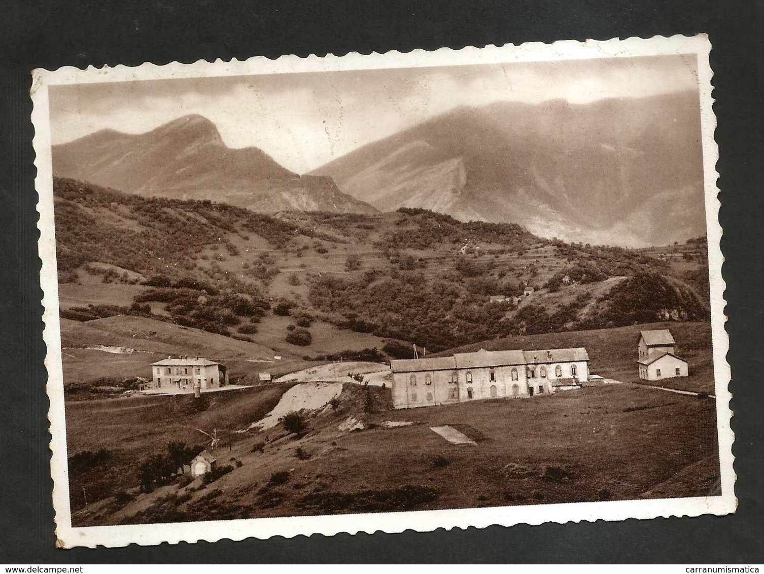 GARESSIO (CN) - COLLE SAN BERNARDO ( Spedita 1939 ) - Cuneo