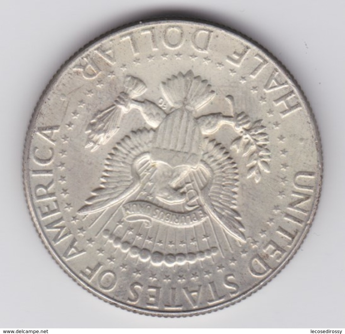 Rox 1969 Stati Uniti 1/2 Dollaro Kennedy - 1964-…: Kennedy