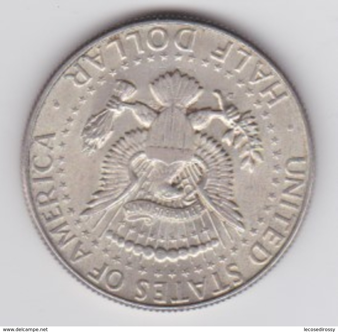 Rox 1964 Stati Uniti 1/2 Dollaro Kennedy - Federal Issues