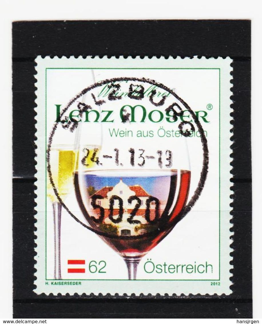 SAR1260  ÖSTERREICH  2012  Michl  3038 Used / Gestempelt SIEHE ABBILDUNG - 1945-.... 2. Republik