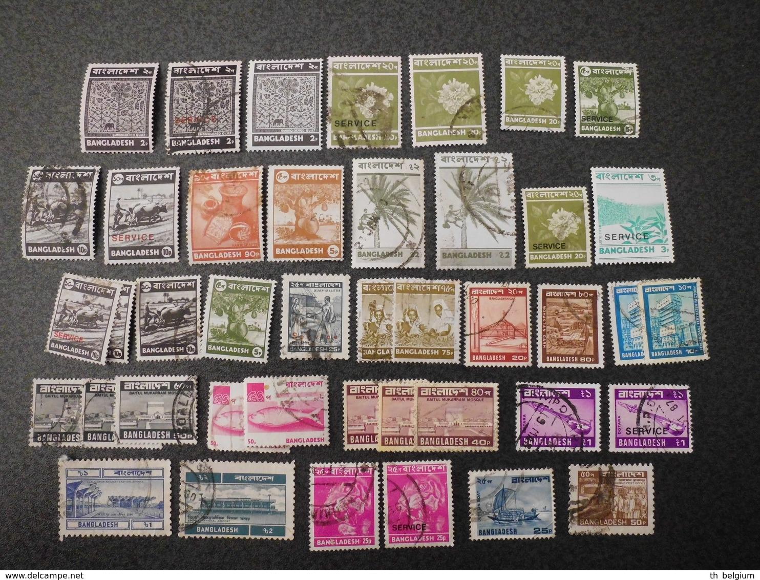 Stamps Of The World: Bangladesh - Bangladesh