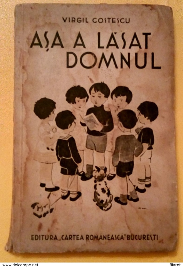 ROMANIA-ASA A LASAT DOMNUL/SO GOD LEFT,by VIRGIL COSTESCU - Poetry