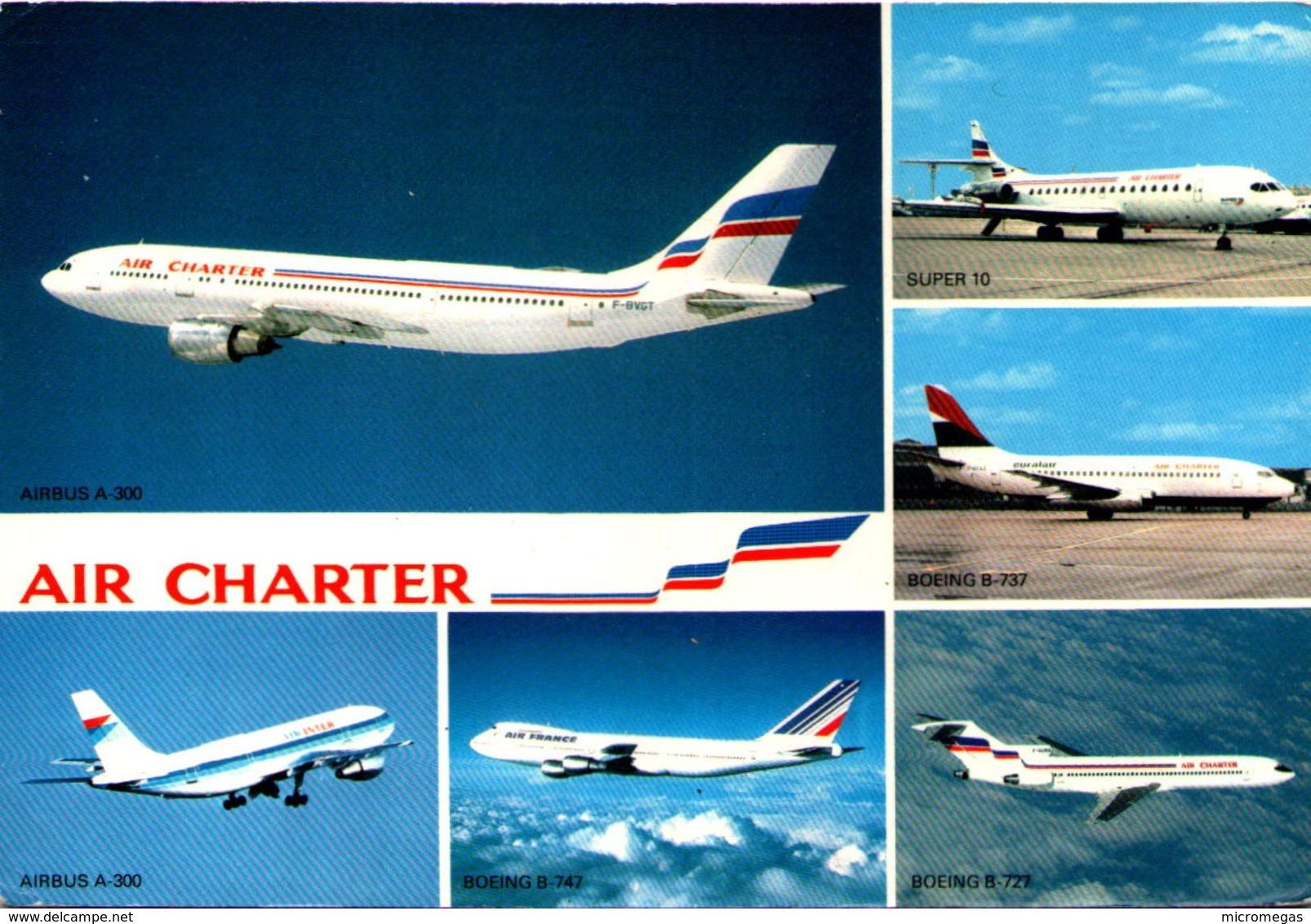 Air Charter - Multivues - 1946-....: Moderne