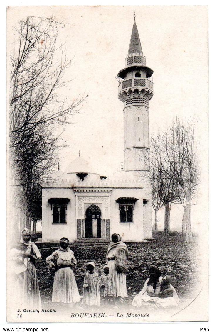 BOUFARIK - La Mosquée - Algérie
