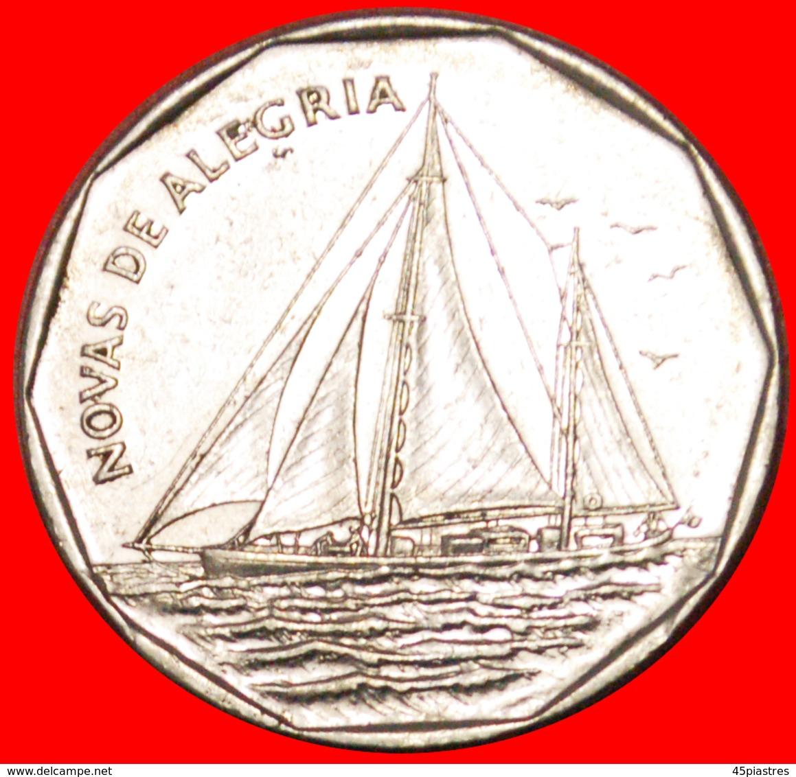 √ SHIP: CAPE VERDE ★ 20 ESCUDOS 1994! LOW START ★  NO RESERVE! - Cap Vert
