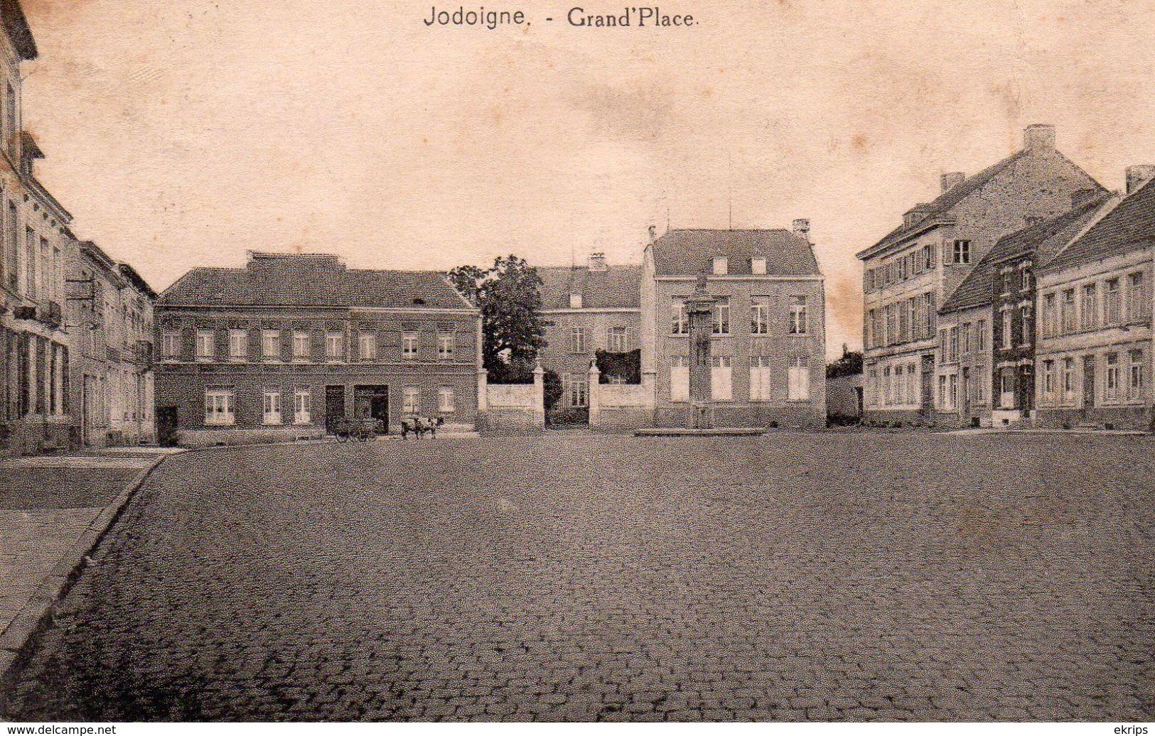 Jodoigne - Grand'Place - Jodoigne