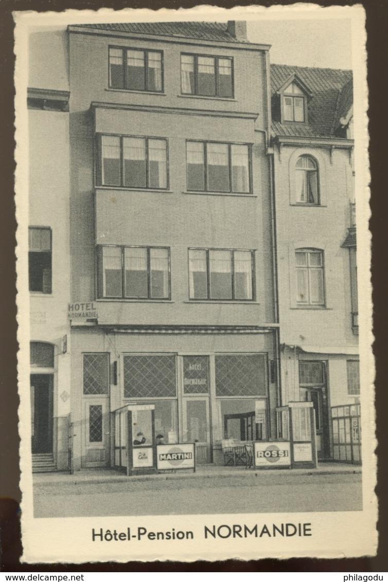 Hotel Pension NORMANDIE  66 Digue De Mer à  Middelkerke - Middelkerke