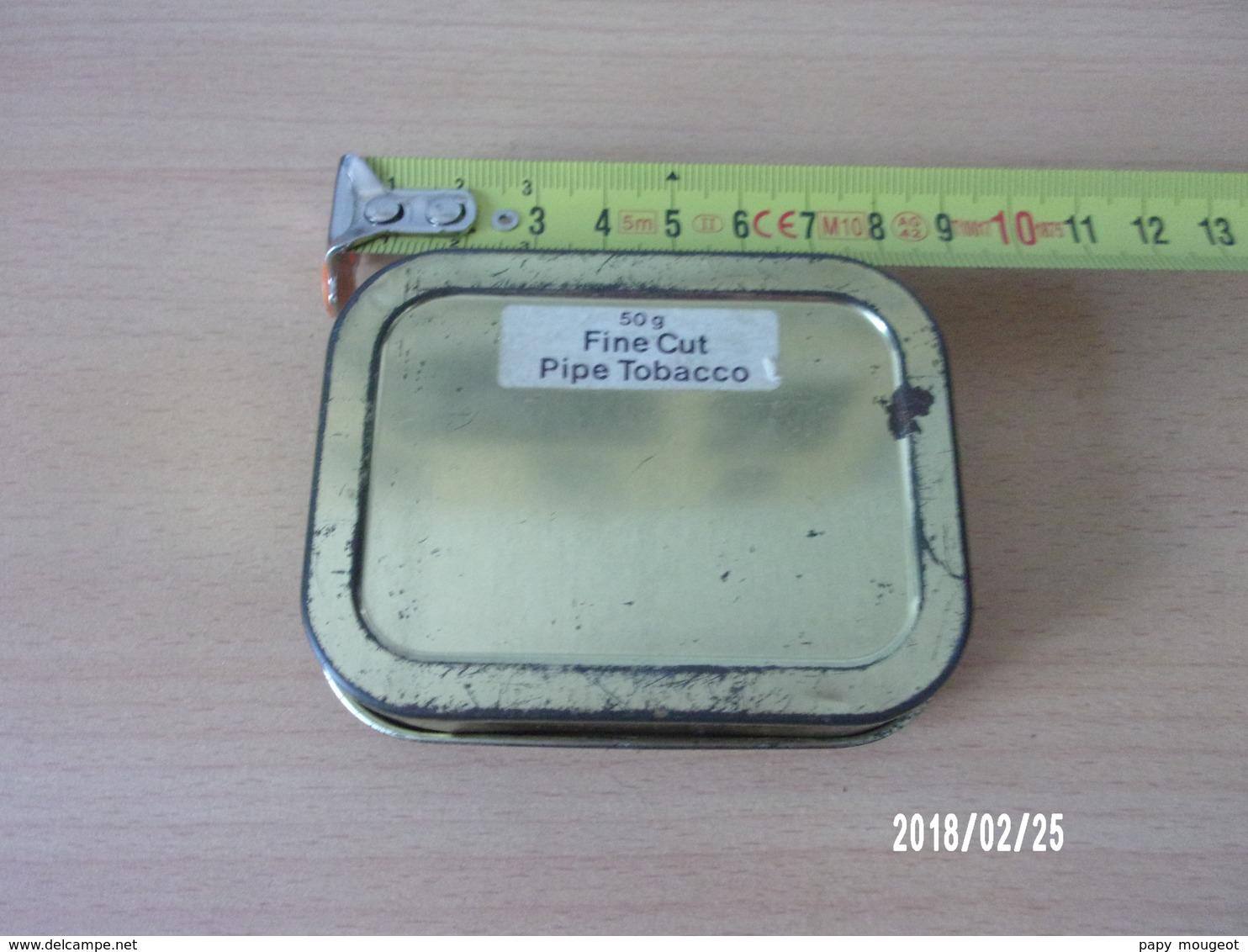 Mac Baren's Navy Flake Smoking Tobacco 50gr - Boites à Tabac Vides