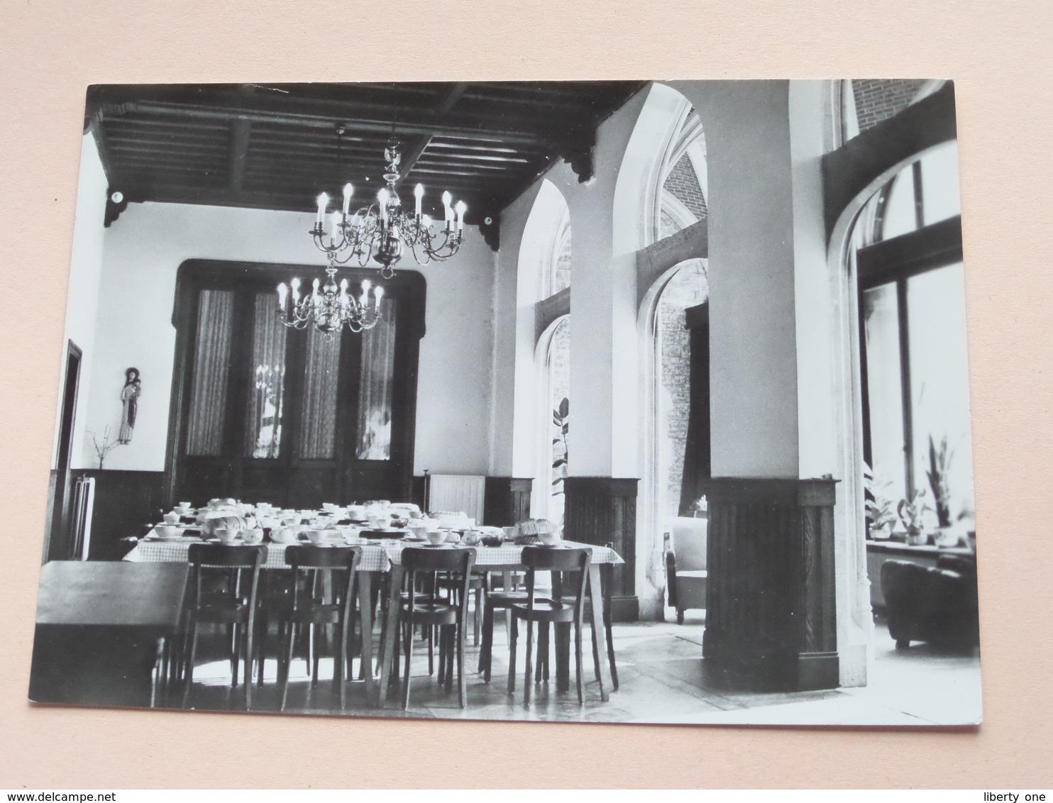 Domein EETZAAL Gemeenschapsretraites BONHEIDEN () Anno 1970 ( Zie Foto's ) ! - Bonheiden