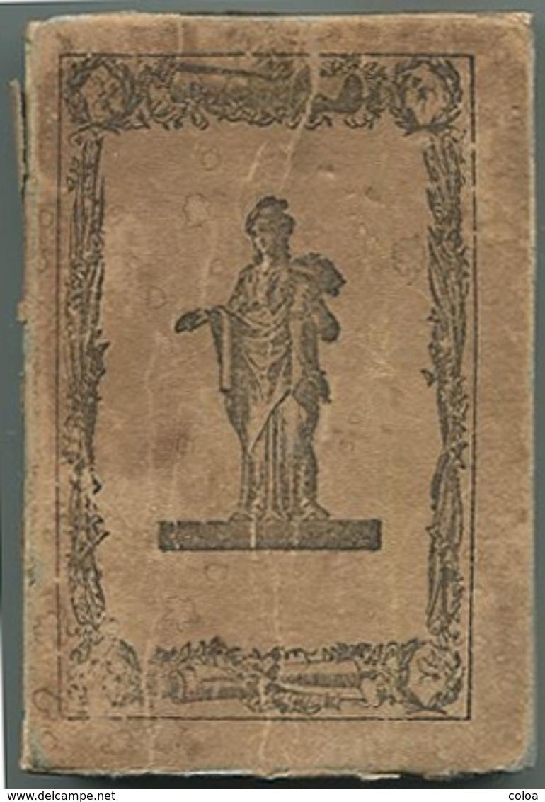 Gotha - Gothaischer Genealogischer Hof-Kalender Auf Das Jahr 1828 - Bücher, Zeitschriften, Comics