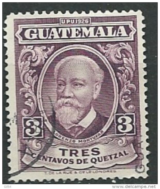 Guatemala - Yver N° 234 Oblitéré -  Ava18202 - Guatemala
