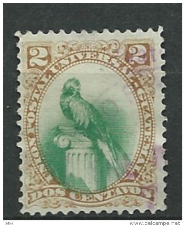 Guatemala    -- Yvert N° 23 Oblitéré -  Ava18222 - Guatemala