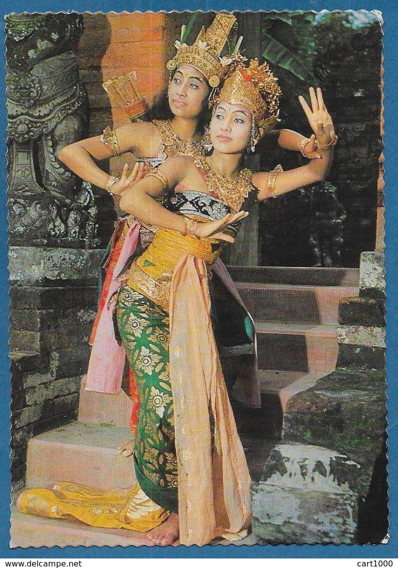 PART OF RAMAYANA BALLET - Cartes Postales