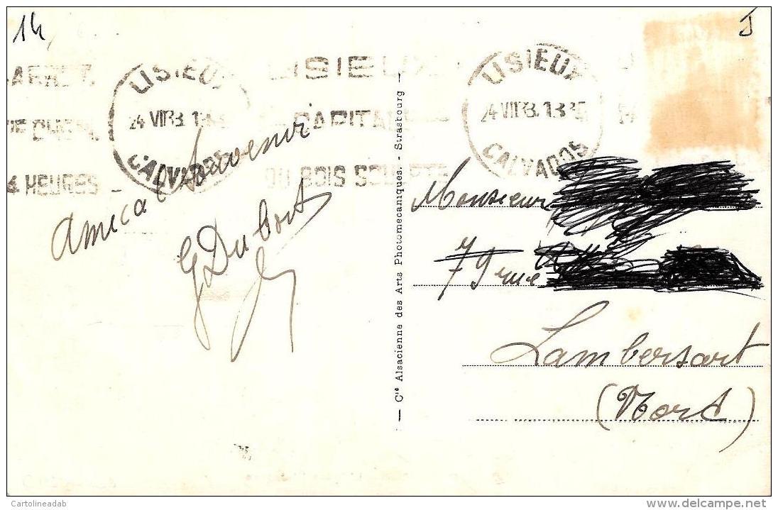 [DC11698] CPA - FRANCIA - LISIEUX - L'EGLISE ST JAQUES - Viaggiata - Old Postcard - Lisieux