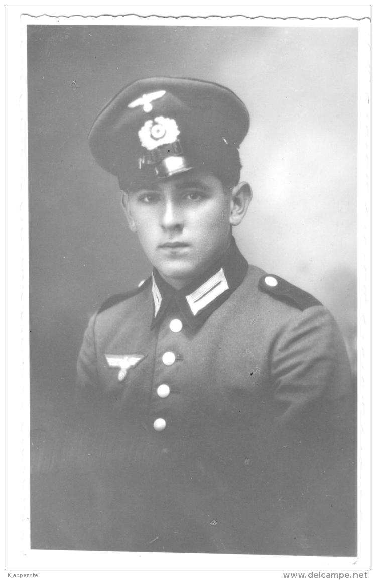 Militaria Allemagne Soldat Guerre 39-45 Nazisme Hitler Croix Gammée TBE - Weltkrieg 1939-45
