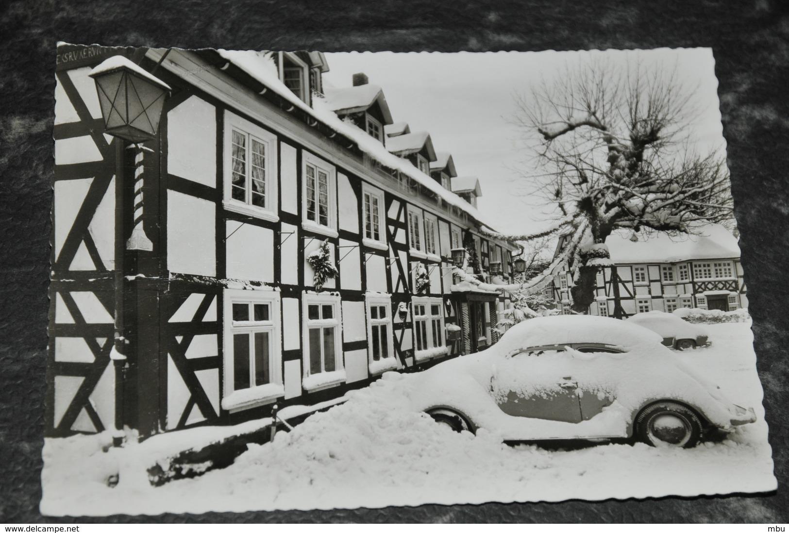 1127   Gasthof Schütte Oberkirchen   Auto - Allemagne