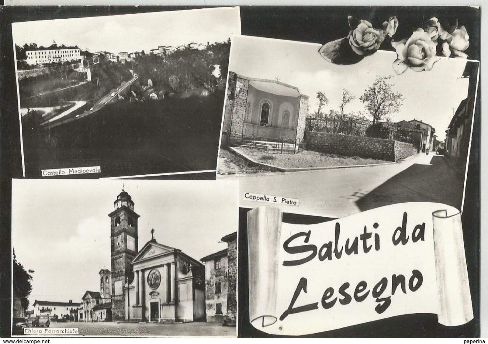 SALUTI DA LESEGNO   (12) - Saluti Da.../ Gruss Aus...