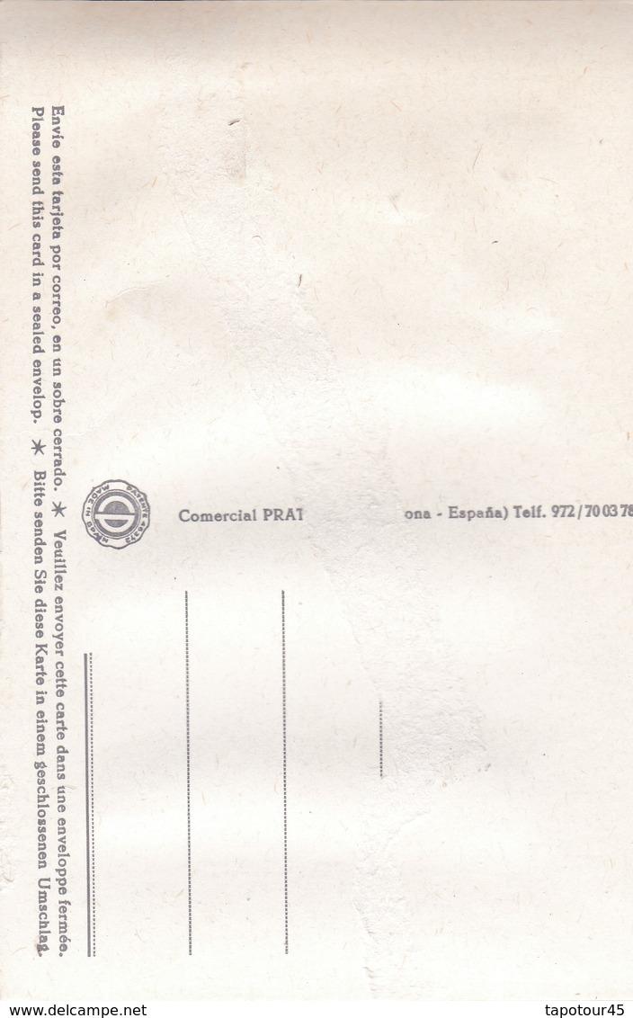 (Alb 1.6) Cartes Postale Habillée Ou Brodée (Possibilité De Joindre Deux Cartes Pour Moins De 20 Gr) - Cartes Postales