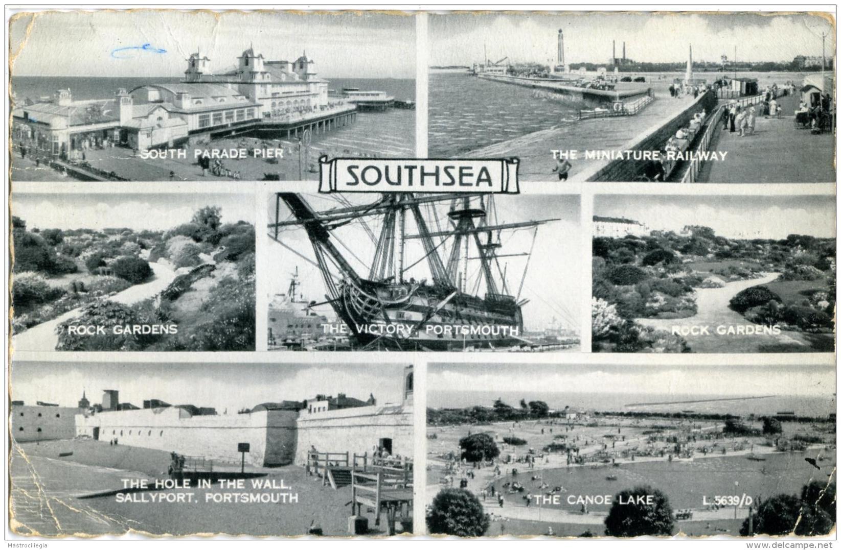 REGNO UNITO  HAMPSHIRE  SOUTHSEA  Multiview 7 Photo - Portsmouth