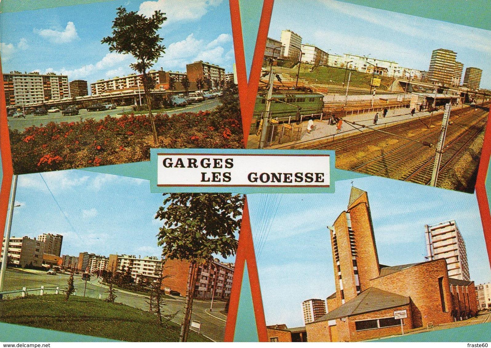Garges Les Gonesse - Multivues - Garges Les Gonesses