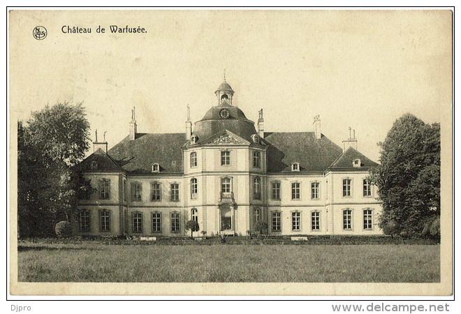 Chateau De Warfusée - Saint-Georges-sur-Meuse