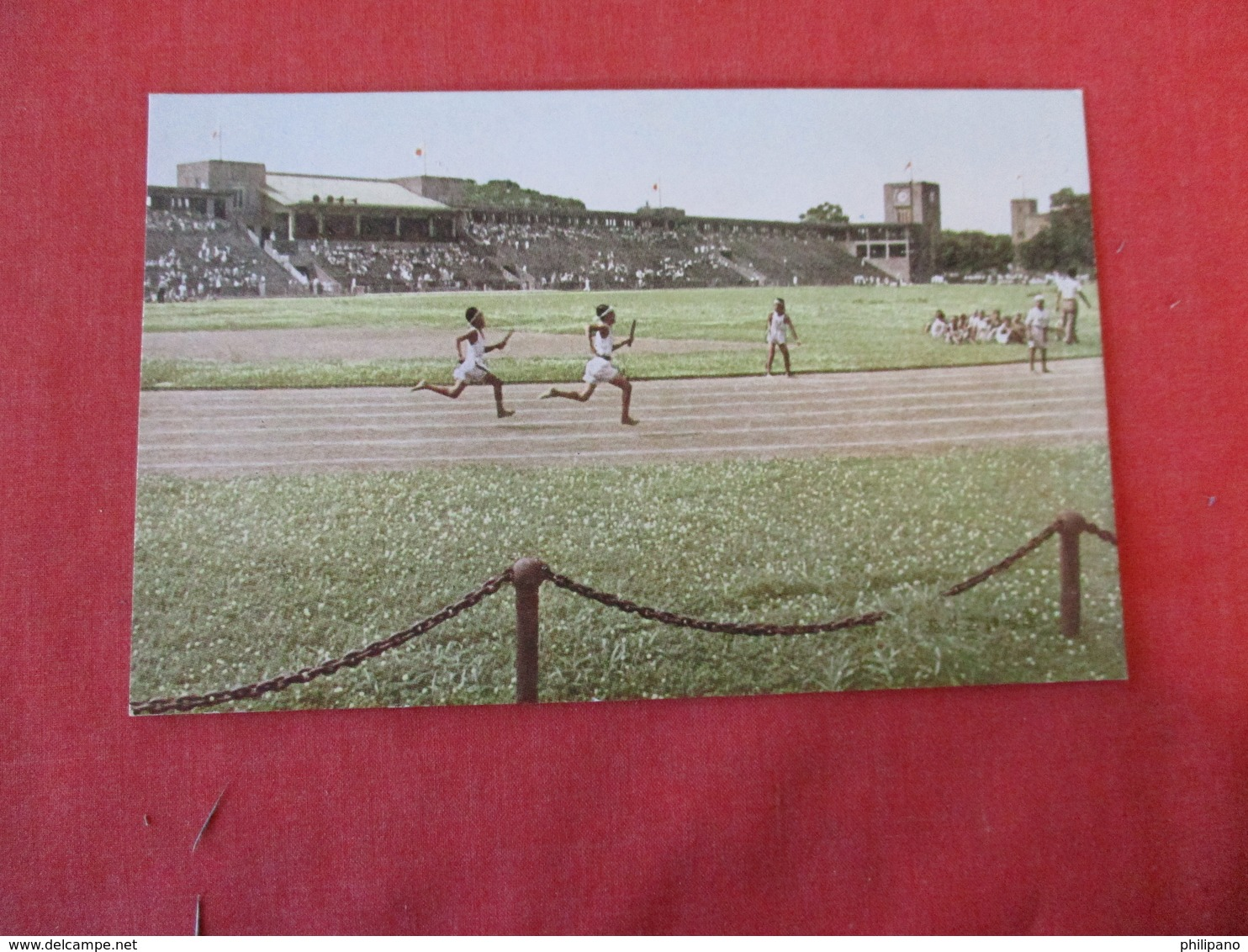 Track Running  Japan  ????  Ref 2862 - Autres
