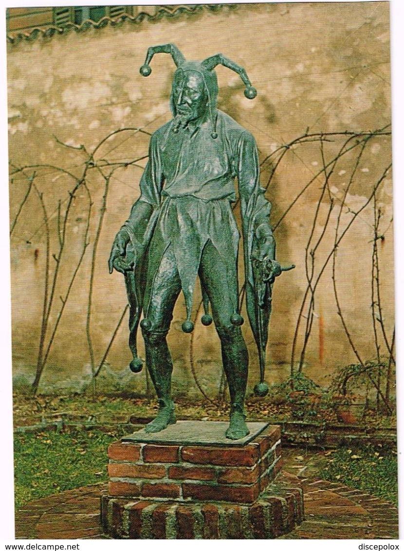 V2178 Mantova - Statua E Casa Di Rigoletto - Scultore Aldo Falchi / Non Viaggiata - Mantova