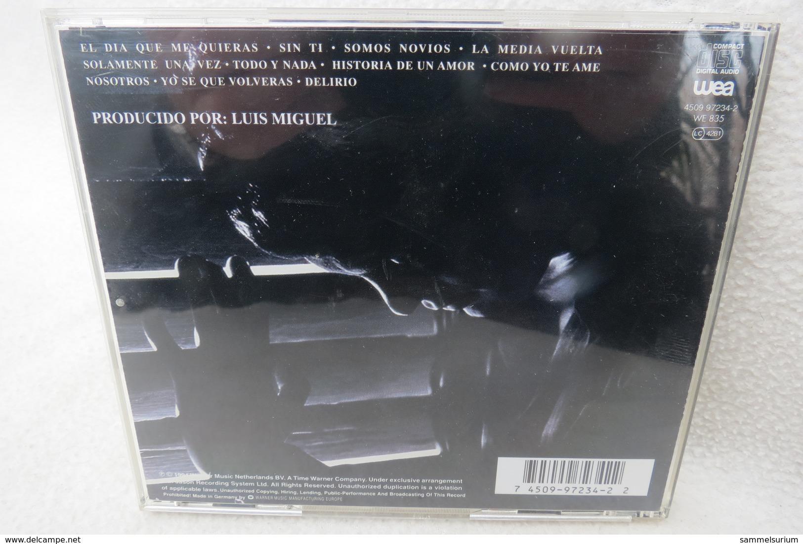 "CD ""Luis Miguel"" Segundo Romance - World Music"