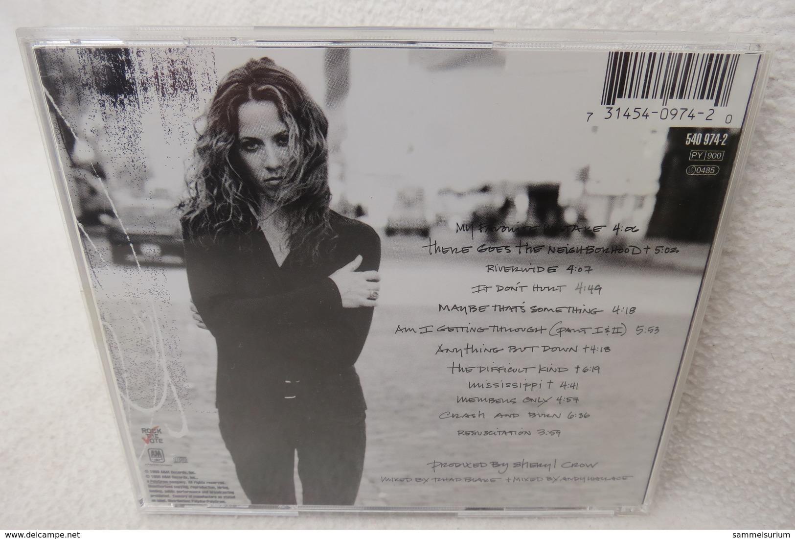 "CD ""Sheryl Crow"" The Globe Sessions - Rock"