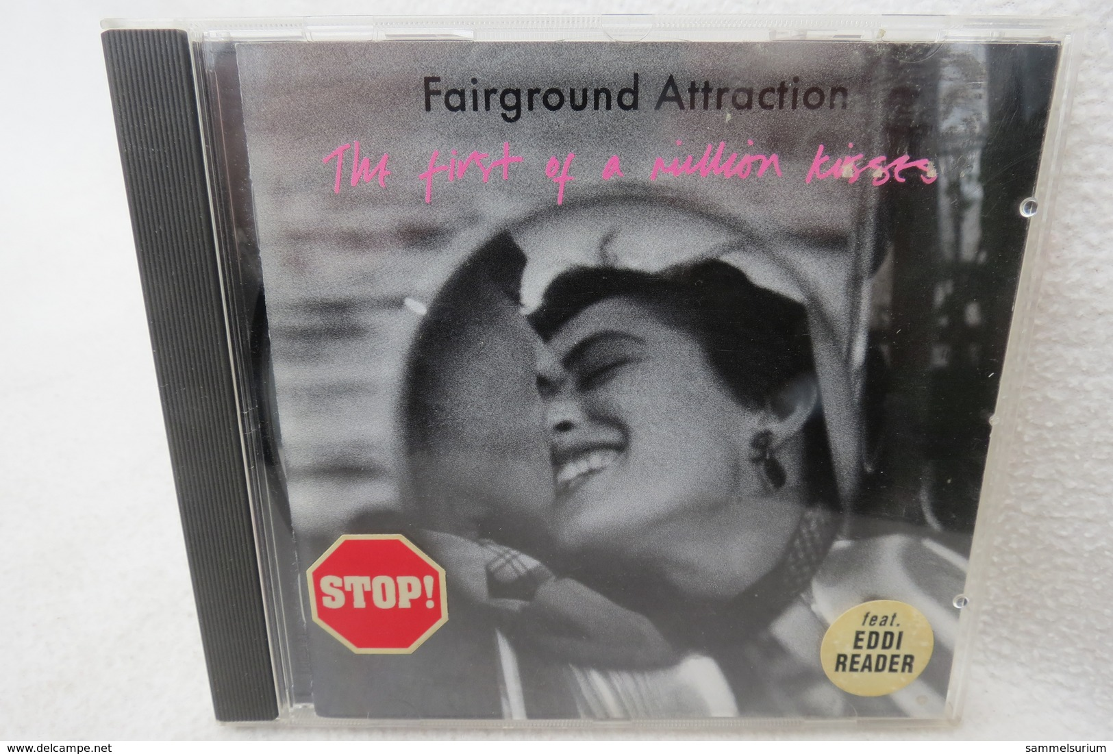 """CD """"Fairground Attraction"""" The First Of A Million Kisses - Disco, Pop"""