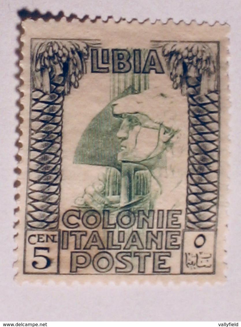 LIBYE / LIBYA  1921  LOT# 2 - Libye