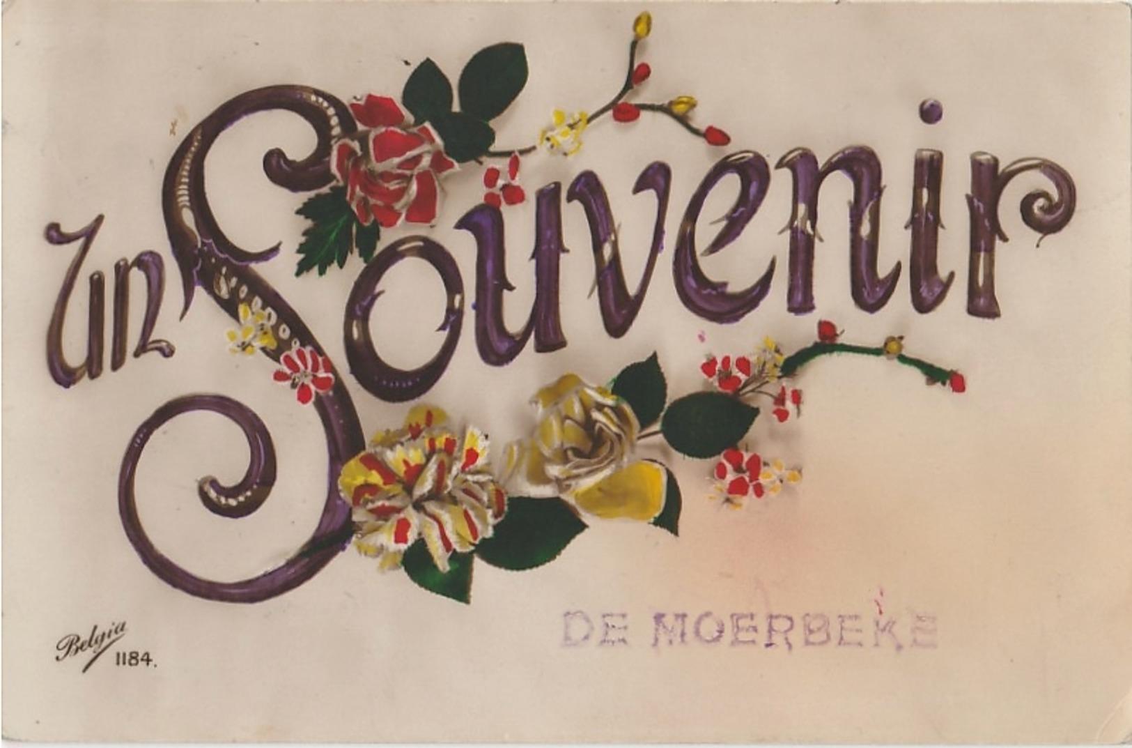 MOERBEKE WAAS  Souvenir - Moerbeke-Waas