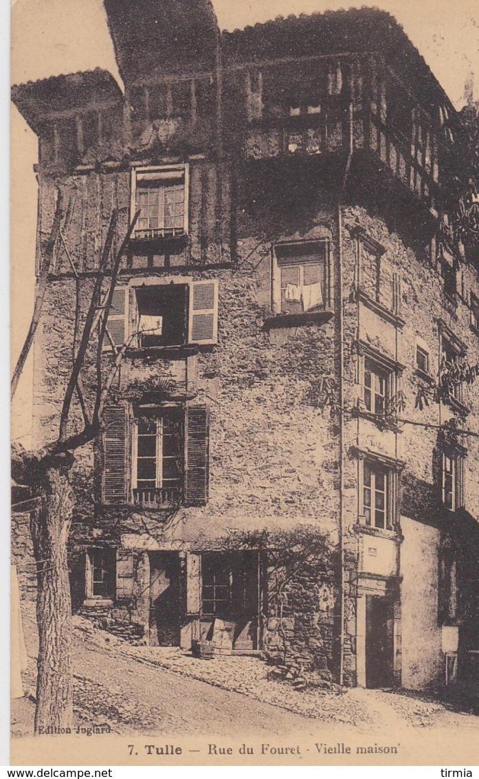 Tulle - Rue Du Fouret - Vieille Maison - Tulle