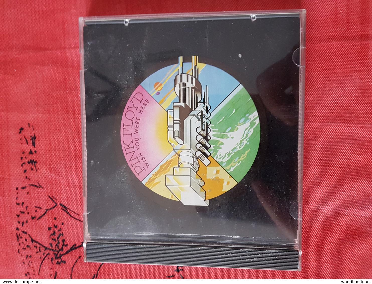 Cd Pink Floyd - Rock